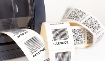 BARCODE STOCK CONTROL SYSTEM