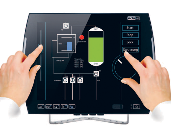 Ads-Tec Terminals and Tablets