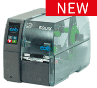 SQUIX UHF RFID - Highest industrial reliability in processes related to writing and printing RFID labels
