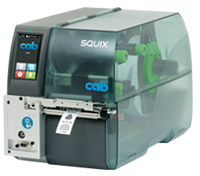 SQUIX 4 MT - Particularly for textile materials